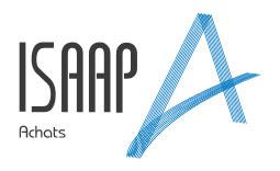 Logo ISAAP Rochefort